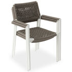 32604 mar square set 220 100 glas 6stoelen forte straight wit kaki 2